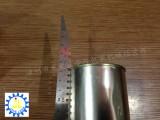 罐头工业卡尺 测量马口铁罐头卷边 方便使用的品管工具