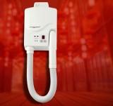 英特汉莎 酒店宾馆 浴室卫生间 家用挂墙 壁挂式 电吹风机 干发器 干肤器HSD-9010