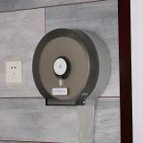 英特汉莎 大盘卷纸器 大盘纸巾盒 厕所纸架 防水卷纸架 卫生间 大卷纸盒D8108