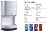 英特汉莎 高速干手器 全自动感应干手器 HSD-3200 全速干手 食品级PE材料