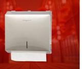 英特汉莎 卫生间 不锈钢 大卷纸架 大卷纸盒 纸巾架 大盘纸巾盒 厕纸架HSD-5822