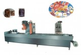 DZR-520拉伸膜真空包装机 拉伸真空包装机 休闲食品包装 真空包装机