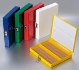 玻片盒 41-6100 100片软木底玻片盒