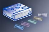 八连 平盖 PCR管 0.2毫升  PCR管(平盖,8联管)