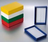 巴罗克 玻片盒 41-5025  25片泡沫底玻片盒