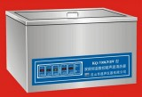 昆山舒美KQ-700GVDV 雙頻恒溫超聲波清洗器 昆山舒美超聲波 廠家直銷