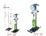 上海昕瑞 气体测定仪 SCY-3B、3C啤酒饮料CO2测定仪