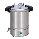 上海博伦 手提式压力蒸汽灭菌器 (移位式快开盖型)YXQ-SG46-280S