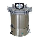 上海博伦 手提式压力蒸汽灭菌器 (蝶型螺母开盖型)YXQ-SG46-280S