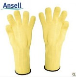 安思尔Ansell 43-116耐高温手套/隔热手套/锅炉手套/可抗350度