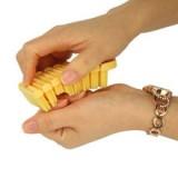 日本AISEN 洗手刷 手部按摩刷 正品指甲清洗刷 软清洁刷子 食品工厂清洁专用手指刷
