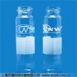 上海安谱 进样瓶 CNW 18-400螺纹口透明15mL样品瓶(带书写)