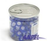 上海安谱 针式滤器 水相聚醚砜针式滤器(兰色)