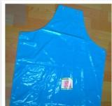 上海现货供应,PVC围裙 防水饭单 白灰黄蓝色围裙,服务员围裙
