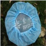 白色蓝色 尼龙网帽 ZX—2013食品网帽 防尘网帽 上海工厂现货供应
