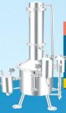 上海申安  蒸馏水器 不锈钢塔式 重蒸馏水器 SHZ32-400