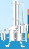 上海申安 蒸馏水器 不锈钢塔式 重蒸馏水器SHZ32-50