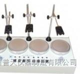 江苏普天 搅拌器 HJ-4 四连磁力加热搅拌器
