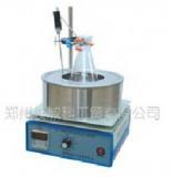 长城DF-101数显磁力搅拌器,数字显示,加热恒温 0~300℃