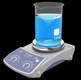 LCD显示加热磁力搅拌器 国内专业磁力搅拌器厂家 KMS-171B KMS-141B上海精凿正品
