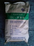 DL-苹果酸,白色结晶体或结晶状粉末