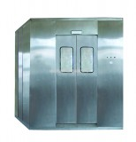 风淋室 清真食品厂不锈钢风淋室 全自动风淋设备 双人双吹