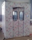 德川工贸风淋室   白糖厂不锈钢风淋室   手动门、自动门风淋设备