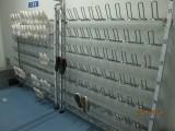 可吸气不锈钢工作鞋放置架子 便鞋 工人靴鞋 架  按米计算1350元每米