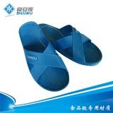 防滑抗菌食品车间便鞋 专用拖鞋