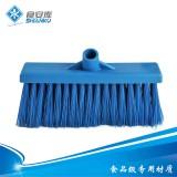食安库长毛推扫式扫帚头 扫把扫地 地板清洁 食品级 食品厂专用