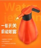 锂电款 喷壶 高压喷雾器 浇花喷水消毒壶 电动浇水壶 充电式洒水壶 1.6L