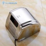 莫顿 M-230 高速全自动感应酒店家用不锈钢烘手器烘手机干手器干手机
