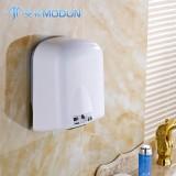莫顿 M-165 高速全自动感应酒店家用不锈钢烘手器烘手机干手器干手机