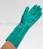 金佰利94446-8 G80丁腈防化手套,绿色丁腈手套,可接触食品