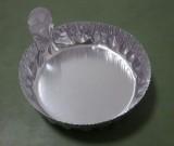 带手柄铝制称量盘 铝箔称量盘 美制秤量铝皿 称量盘 称量皿
