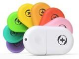 伙伴网LOGO360随身WIFI2 USB迷你手机无线移动路由器 粮票和商城积分可兑换