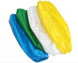 耐油套袖,蓝色黄色绿色白色袖套,食品厂防水袖套