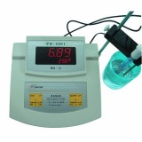 工业PH计PH-2601 实惠款 实验室酸度计 带温度显示 PH值测试仪