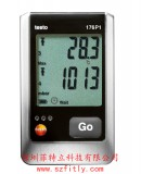 testo 176 P1 - 温湿度及大气压力记录仪